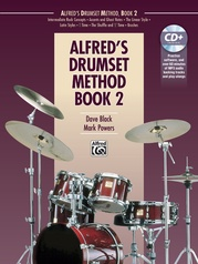 Alfred's Drumset Method, Book 2