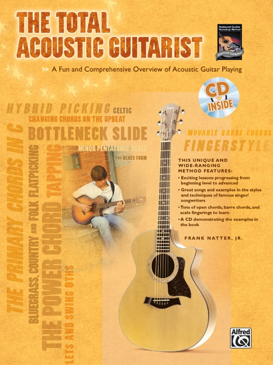 The Total Acoustic Guitarist