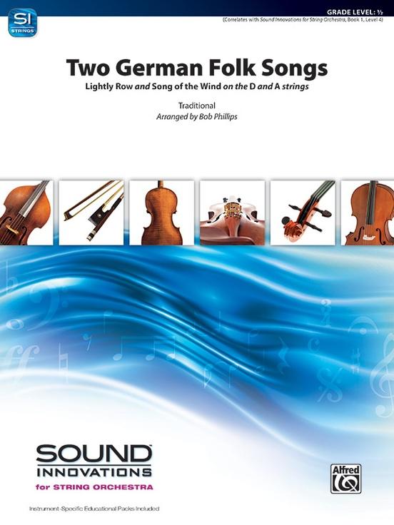 Two German Folk Songs