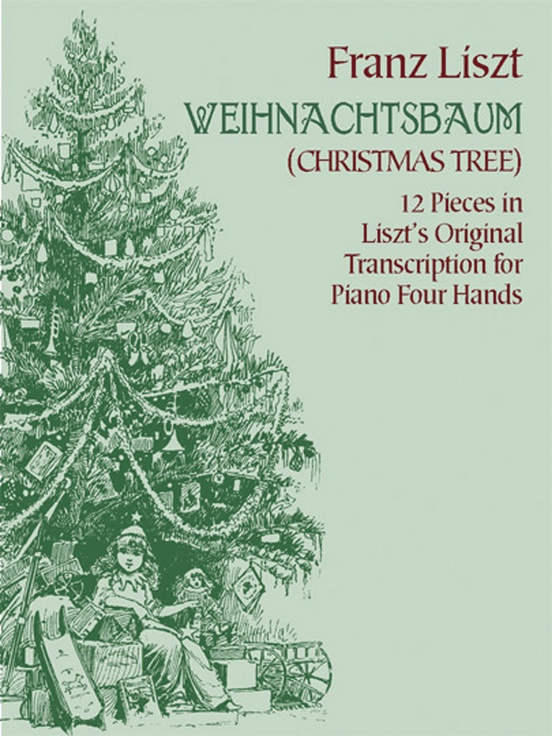 Weihnachtsbaum (Christmas Tree): 12 Pieces for Piano Four Hands