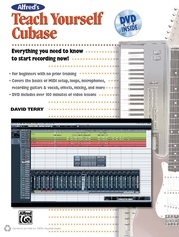 Alfred's Teach Yourself Cubase