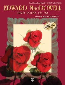 Three Poems, Opus 20