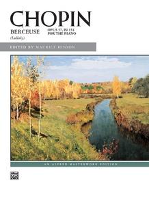 Chopin: Berceuse, Opus 57