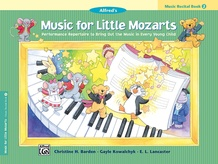 Music for Little Mozarts: Music Recital Book 2