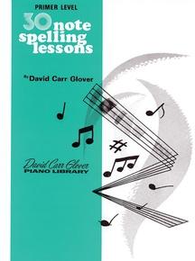 30 Notespelling Lessons, Primer