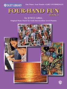 Four-Hand Fun, Book 1