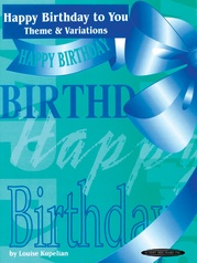 Happy Birthday to You Theme & Variations