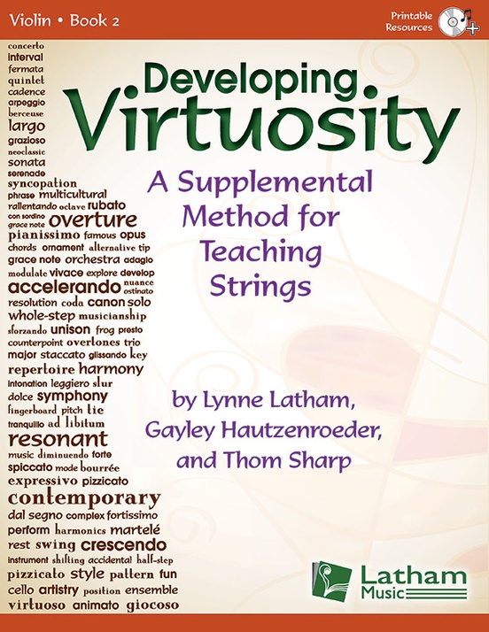 Developing Virtuosity bk. 2 - Violin