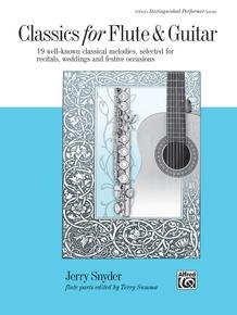 Classics for Flute & Guitar