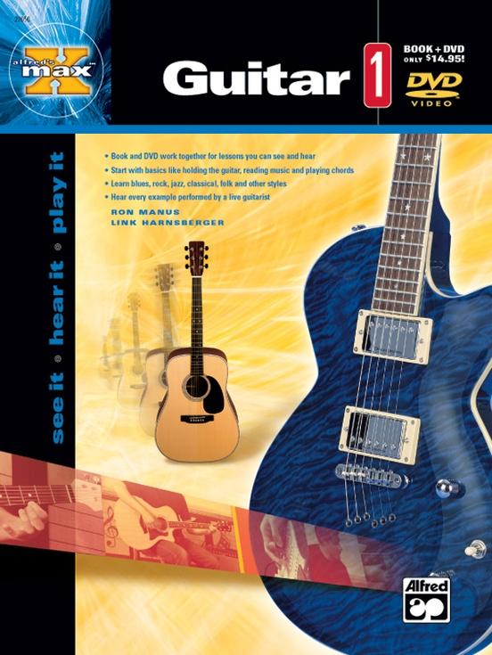 Alfred's MAX™ Guitar 1