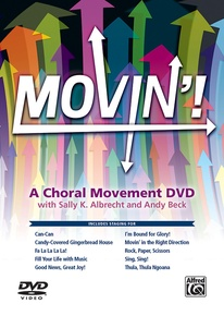 Movin'! A Choral Movement DVD