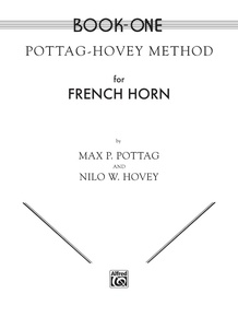 Pottag-Hovey Method for French Horn, Book I