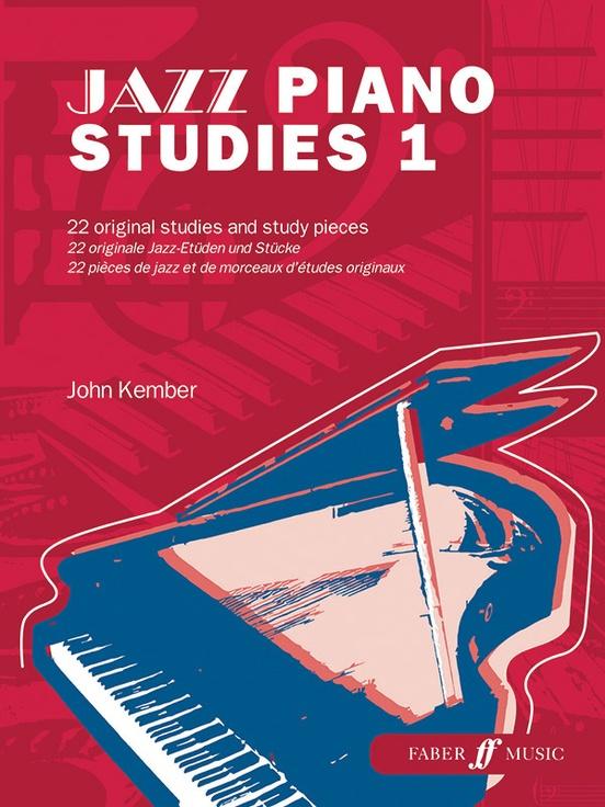 Jazz Piano Studies 1