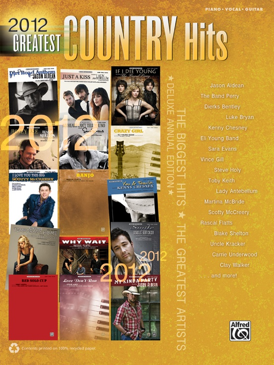 2012 Greatest Country Hits