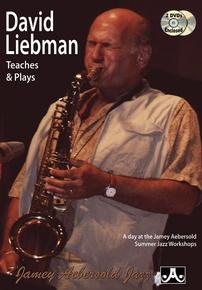 David Liebman Teaches & Plays