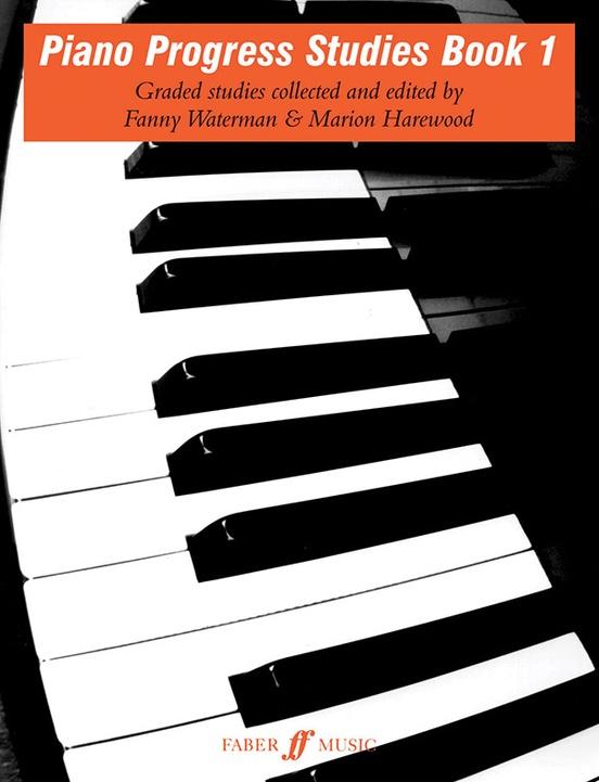 Piano Progress Studies, Book 1