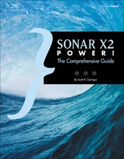 SONAR X2 Power!
