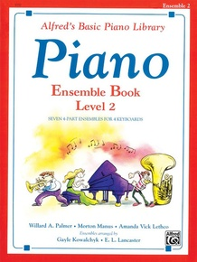 Alfred's Basic Piano Library: Ensemble Book 2