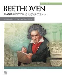 Beethoven, Piano Sonatas, Volume 2 (Nos. 9-15)