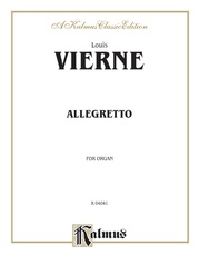 Allegretto for Organ