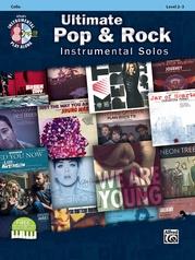 Ultimate Pop & Rock Instrumental Solos for Strings