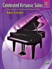 Celebrated Virtuosic Solos, Book 3