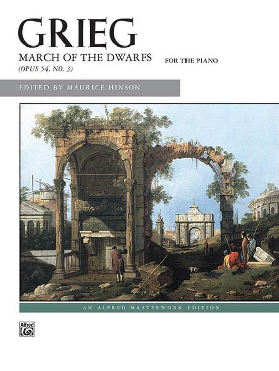 Grieg: March of the Dwarfs