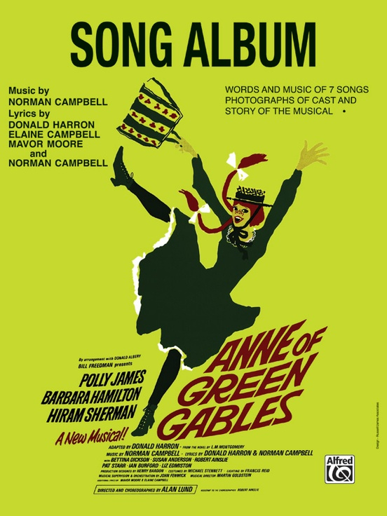 Anne of Green Gables: Vocal Selections