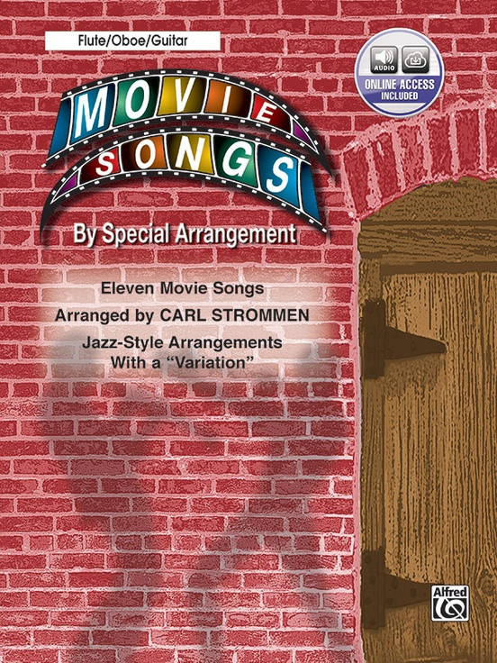 Movie Songs by Special Arrangement