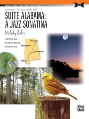 Suite Alabama: A Jazz Sonatina