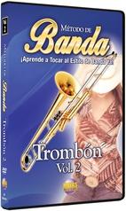 Método de Banda: Trombón Vol. 2