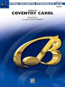 Coventry Carol, Fantasy on
