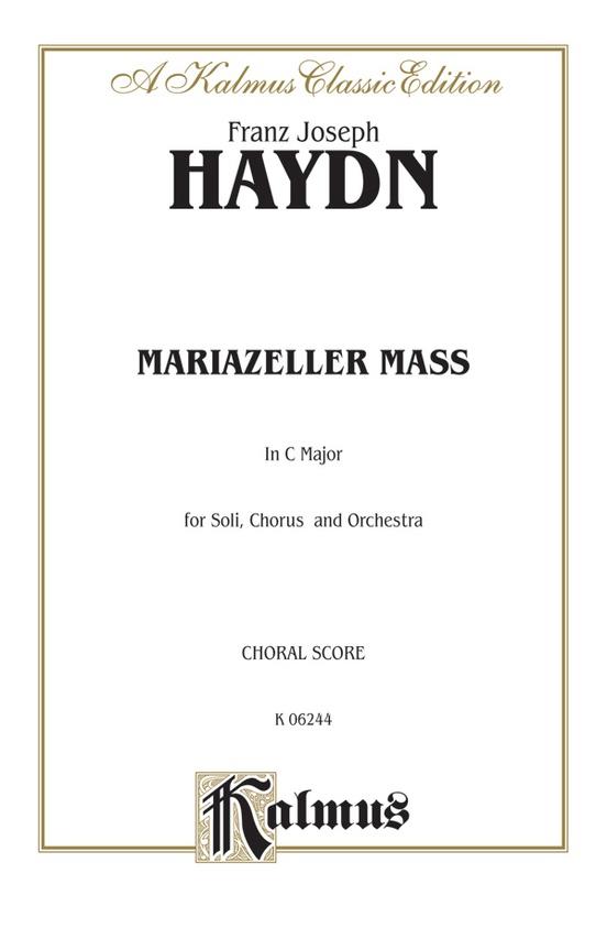 Mariazeller Mass in C Major