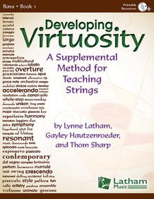 Developing Virtuosity bk. 1 - Bass