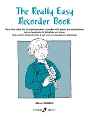 The Really Easy Recorder Book