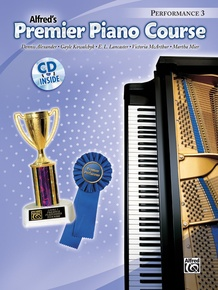 Premier Piano Course, Performance 3
