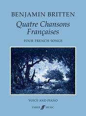Quatre Chansons Francais