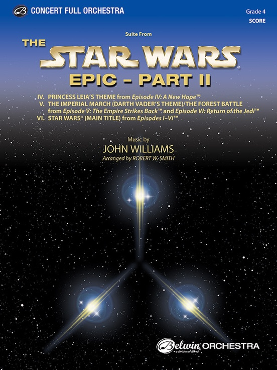 Star Wars Epic -- Part II, Suite from the