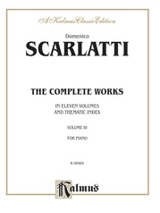 The Complete Works, Volume III