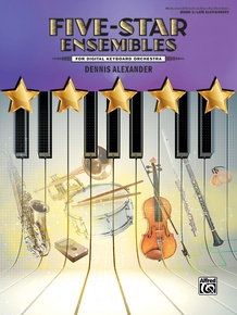 Five-Star Ensembles, Book 3