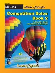 Competition Solos, Book 2 Mallet Percussion