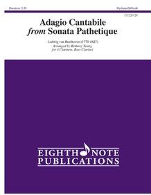 Adagio Cantabile from <i>Sonata Pathetique</i>