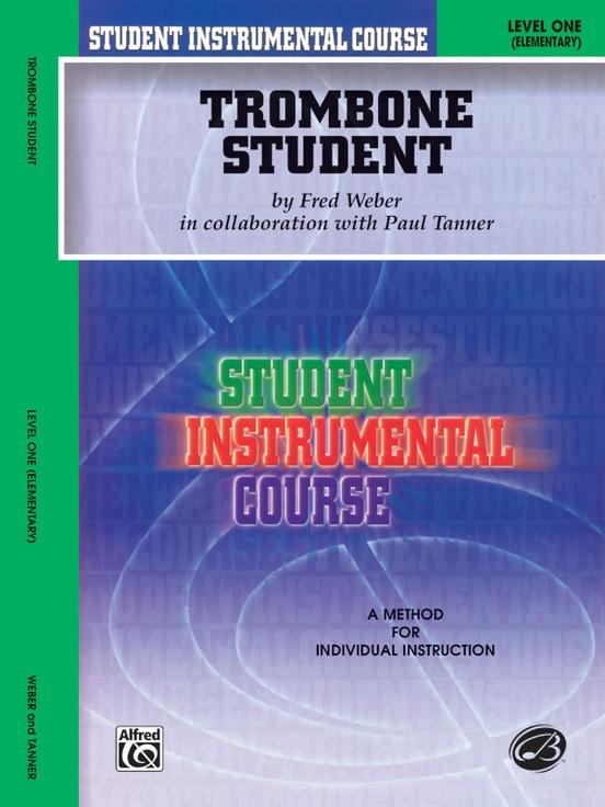 Student Instrumental Course: Trombone Student, Level I