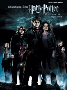 <I>Harry Potter and the Goblet of Fire™,</I> Selections from