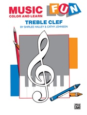 Music Fun: Color and Learn