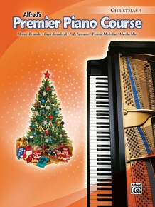 Premier Piano Course, Christmas 4
