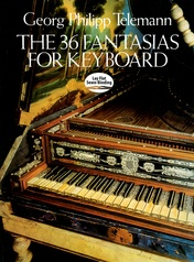 36 Fantasias for Keyboard