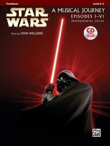 <I>Star Wars</I>® Instrumental Solos (Movies I-VI)