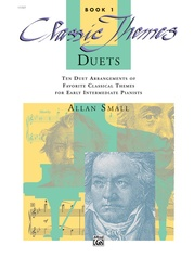 Classic Themes Duets, Book 1