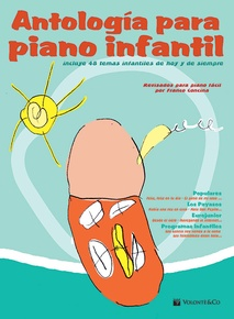 Antología para Piano Infantil